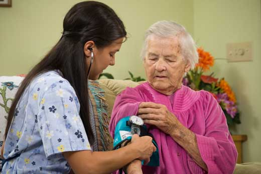 Home Health Aide Benefits Under Medicare