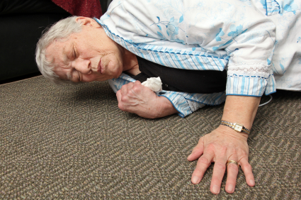 Senior Fall Prevention - Ways Protect yourself and decrease your ...